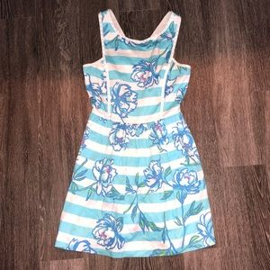 Lilly Pulitzer Dress with pearl design details